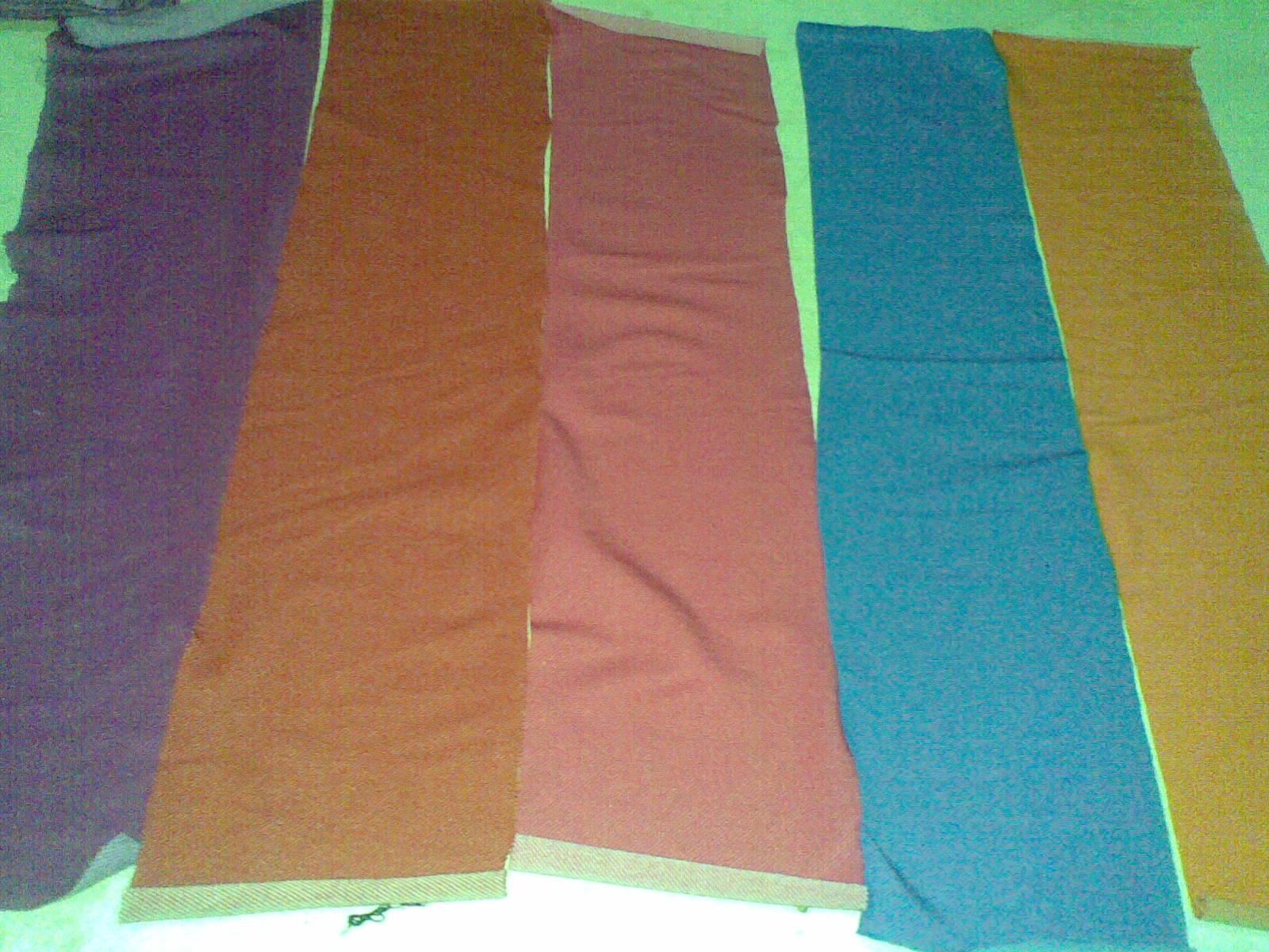 warna kain